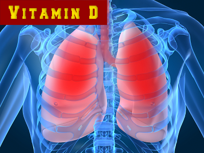 Vitamin D3 Cures COPD